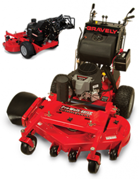 Gravely HR32 Pro-Walk Behind image