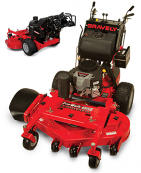 Gravely HR44 Pro-Walk Behind image