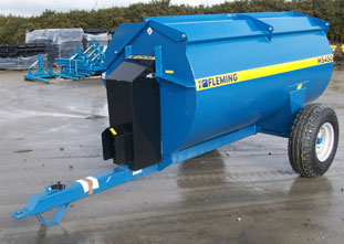 Fleming MS450 Muck Spreader image #1